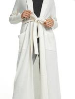 White + Warren Long Cashmere Robe
