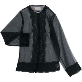 Christopher Kane Black Polyester Jackets