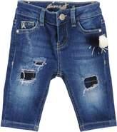 Patrizia Pepe Denim pants - Item 42601199