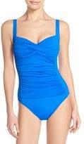 LaBlanca Women's La Blanca 'Sweetheart' One-Piece Swimsuit