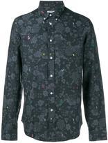 Kenzo 'Tanami' embroidered shirt