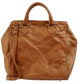 Galliano Large leather bag