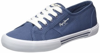 Pepe Jeans Women's ABERLADY ECO Trainers