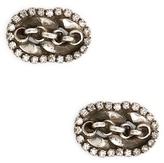 Dannijo Kristof Stud Earrings