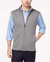 Tasso Elba Men's Reversible Layering Vest, Created for Macy's