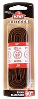 Kiwi Boot Laces, 60-inch, Round, /Sand