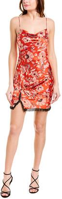 Cinq à Sept Avalyn Silk Mini Dress