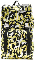 Marni patterned nylon backpack