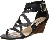 XOXO Women's Scottie Wedge Sandal