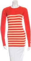 Stella McCartney Virgin Wool Striped Top