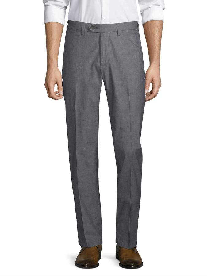 Canali Men's Knit Trousers