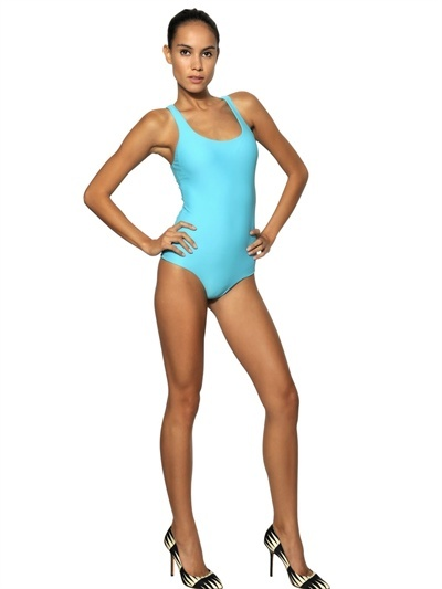 Fausto Puglisi Lycra Bodysuit/Swimsuit