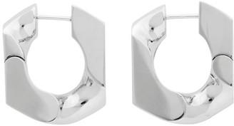 Numbering Silver 251 Earrings