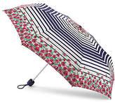 Fulton Floral Stripe Minilite Umbrella
