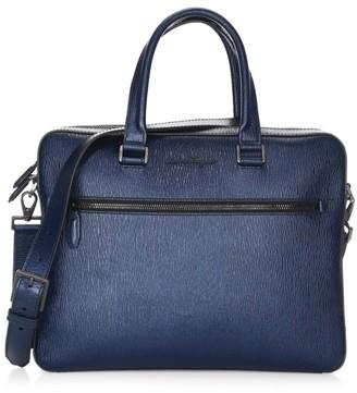 Salvatore Ferragamo Revival Single Gusset Briefcase