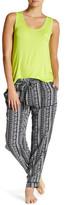 Kensie Plain Weave Pant