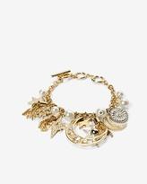 White House Black Market Constellation Charm Bracelet