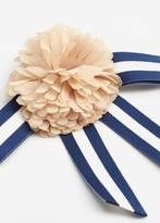 MANGO Flower brooch