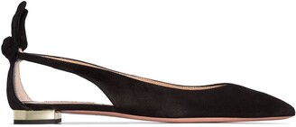 Aquazzura Deneuve flat pumps