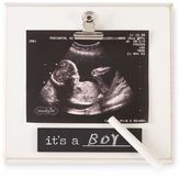 Mud Pie Ultrasound Photo Frame