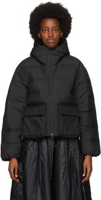 Y-3 Black Down Classic Puffer Jacket