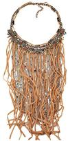 L'Imagine Fringe Beads Choker