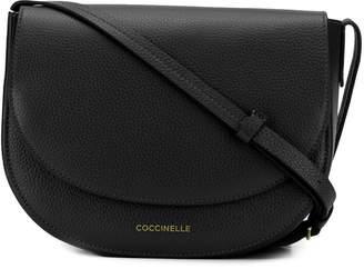 Coccinelle flap crossbody bag