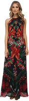 Ted Baker Mircana Tropical Toucan Maxi Dress