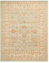 Safavieh Antiquity Collection AT822 Rug, Grey Blue/Beige, 12'x15'