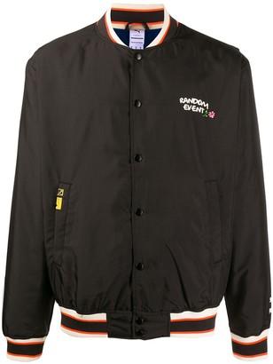 Puma Random Event bomber jacket