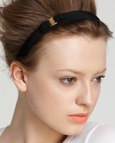 Salvatore Ferragamo Thin Headband with Bow