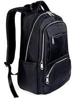 UTO Laptop Backpack Oxford Waterproof Cloth Nylon Unisex Rucksack School College Bookbag Travel Bag Shoulder Purse