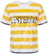 Alberta Ferretti Sequin Tomorrow T-Shirt