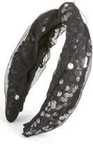 Tasha Sequin Turban Headband