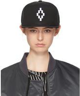 Marcelo Burlon County of Milan Black Starter Edition Cruz Cap