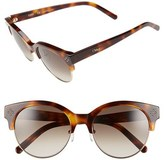 Chloé Women's 'Boxwood' 54Mm Sunglasses - Black