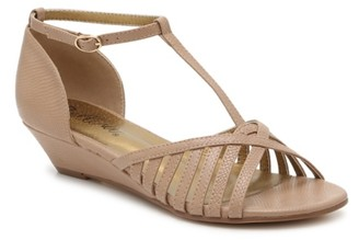 Bellini Lux Wedge Sandal