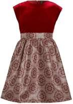 Benetton DRESS Cocktail dress / Party dress red