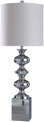 Stylecraft Essex Chrome Finish Table Lamp