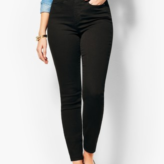 Talbots Denim Jegging - Curvy Fit - Black