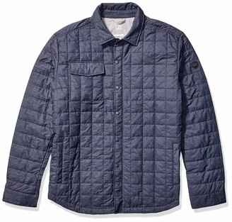 Cutter & Buck Men's Big & Tall Lightweight Primaloft Fill Rainier Shirt Jacket