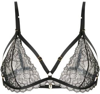 Maison Close Le Petit Secret triangle bra