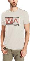 RVCA Men's Quick Dip Balnce Box T-Shirt