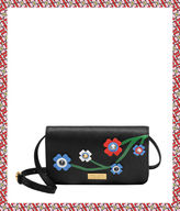 Henri Bendel West 57th Bouquet XL Smartphone Crossbody