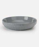 Signature Housewares Gray 12'' Sorrento Pasta Bowl
