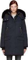 Mackage Navy Down Juana Coat