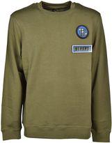 Versus Chest Logo Sweatshirt