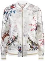 Ted Baker Tanzi Floral Bomber Jacket