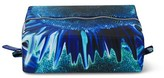 Sonia Kashuk Cosmetic Bag Stand & Stow Blue Floral