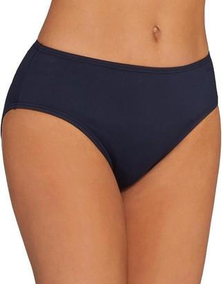 CoCo Reef Women's Plus Size High Waist Bikini Bottom Swimsuit